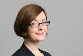 Director of the Decision Support Service, Áine Flynn